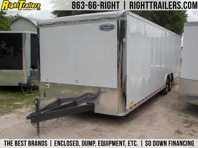 8.5x28 Continental Cargo | Race Car Trailer