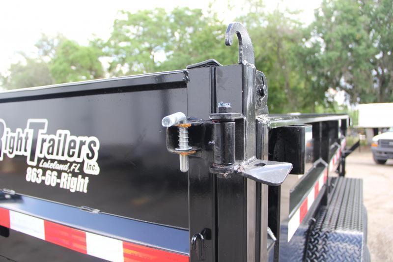 7x12 PJ Trailers | Dump Trailer