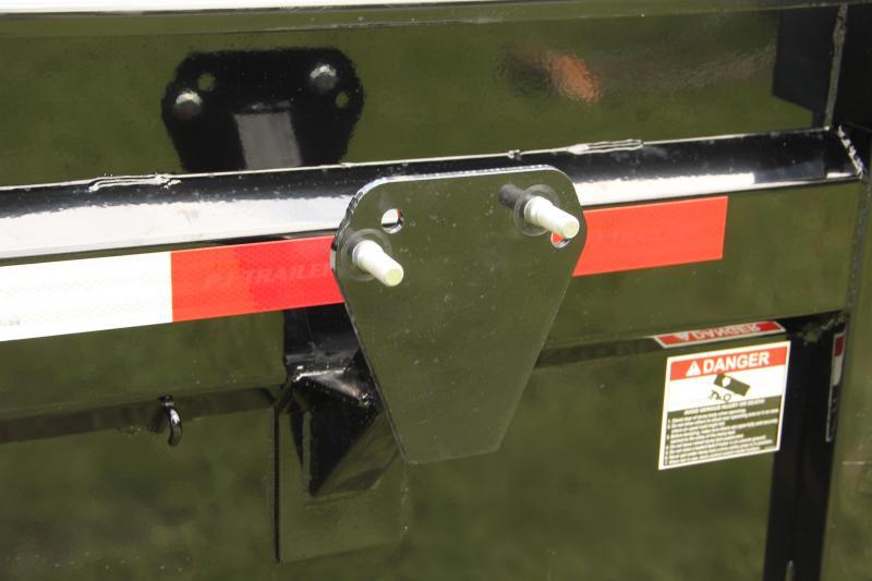 7x14x4 PJ Trailer | Dump Trailer
