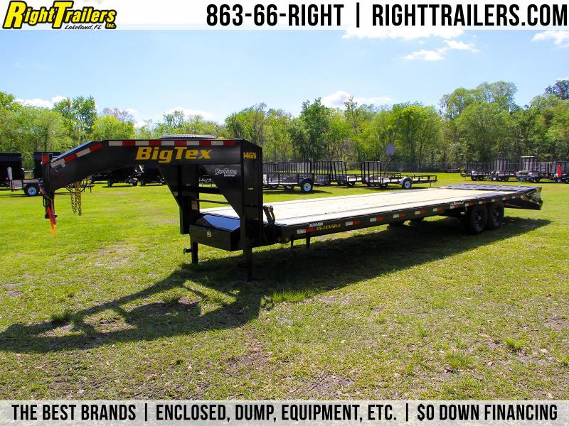 8.5x30 Big Tex Trailers | Equipment Trailer  in Ashburn, VA
