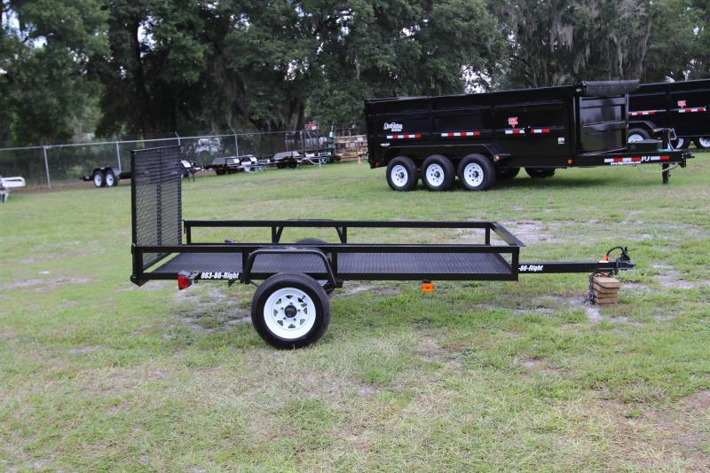 6x8 Red Hot | Utility Trailer