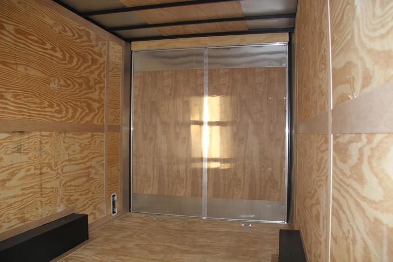 8.5x18 Continental Cargo   Enclosed Cargo Trailer
