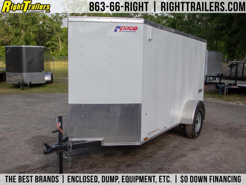 5x10 Pace American | Enclosed Trailer in FL