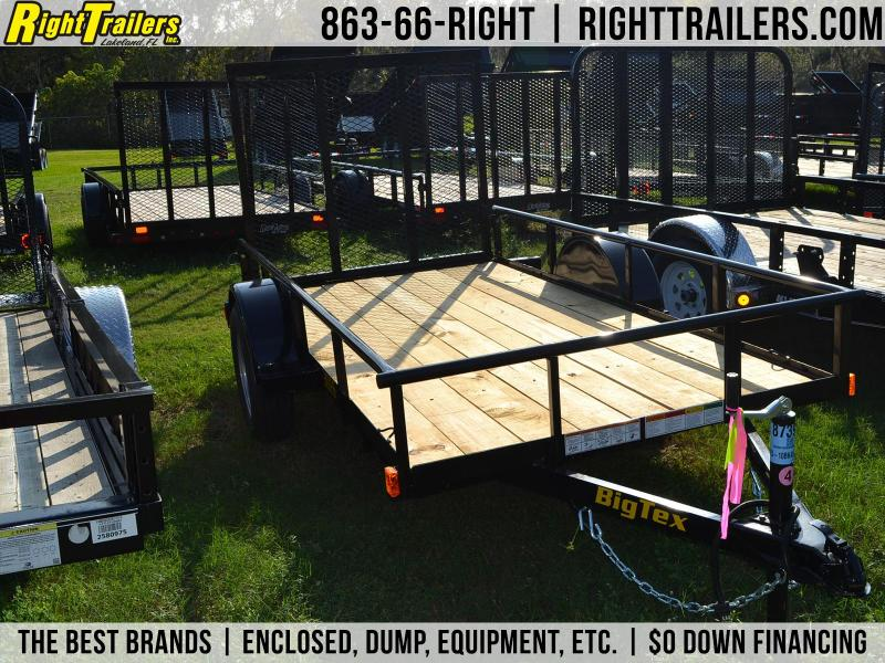 5x10 Big Tex Trailers | Utility Trailer