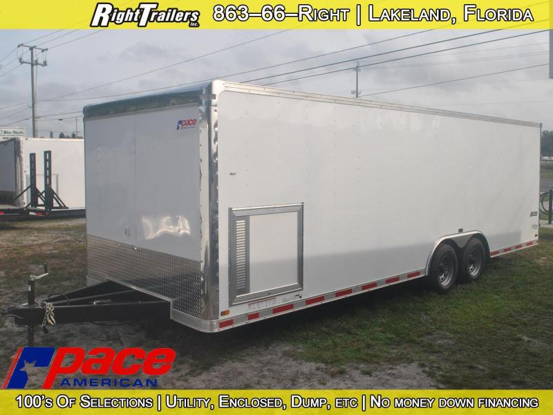 8.5x28 Pace Journey | Race Car Trailer in Ashburn, VA