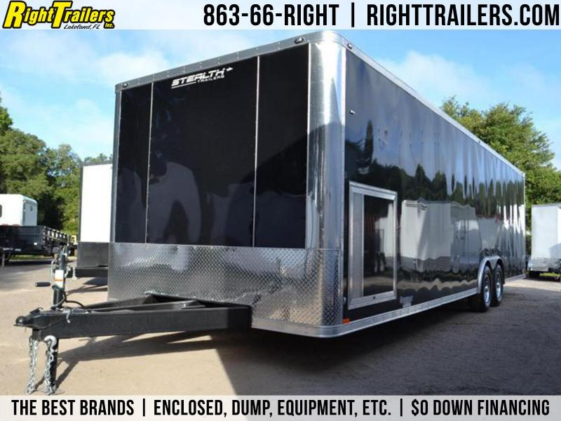 2018 Stealth Trailers Race Car Trailer Car / Racing Trailer