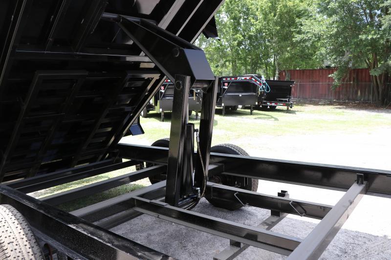 7x14 PJ Trailers | Gooseneck Equipment Trailer