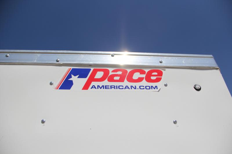 6x14 Pace American | Enclosed Trailer