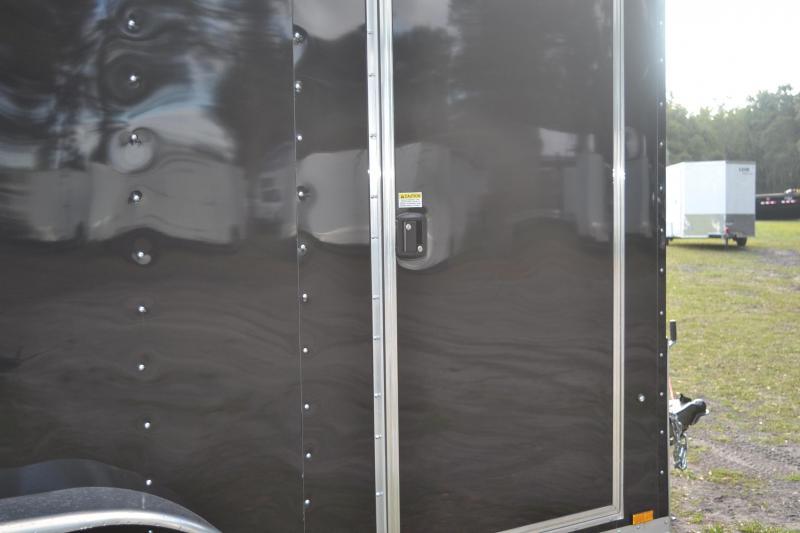 6x12 Pace Jounrey   Enclosed Trailer