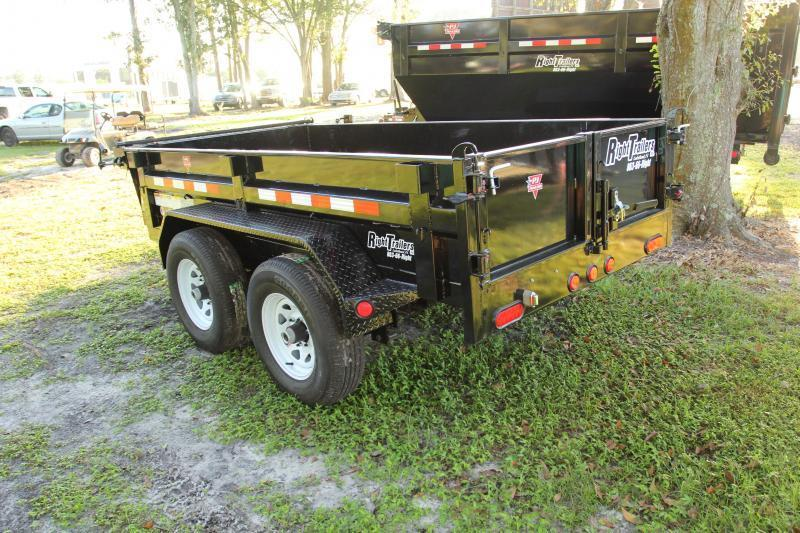 PRE-BLACK FRIDAY SALE: 5x10 Dump Trailers 10% OFF MSRP!