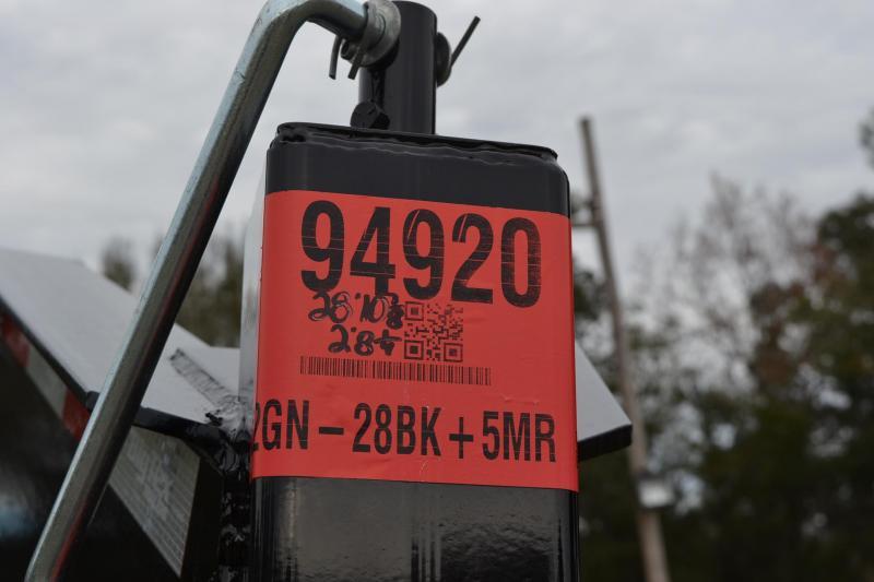 8.5x33 Big Tex Trailers | Equipment Trailer [Gooseneck]