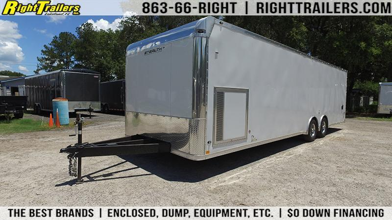 8.5x28 Stealth Trailers | Race Car Trailer [Limited Liberty Edition]