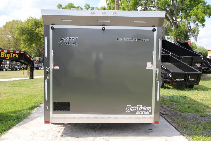 7.5x14 ATC Trailers | Enclosed Trailer