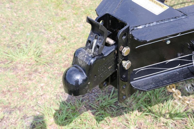 8x22 PJ Trailers | Deck Over Equipment Trailer
