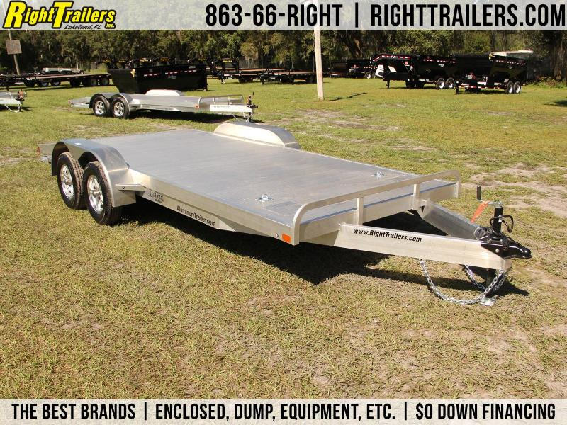 7x18 ATC Trailers | Open Car Hauler