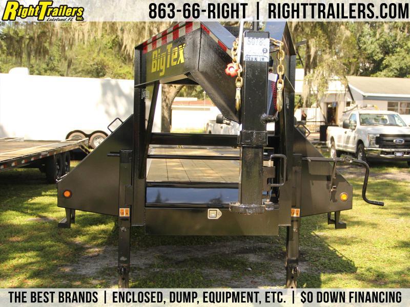 8x28 Big Tex Trailers | Equipment Trailer