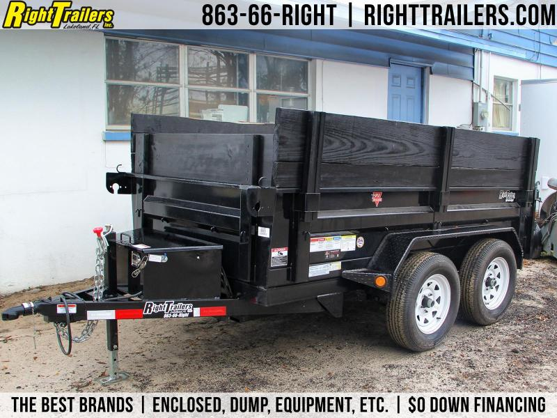 USED: 5x10 PJ Trailers | Dump Trailer in Ashburn, VA
