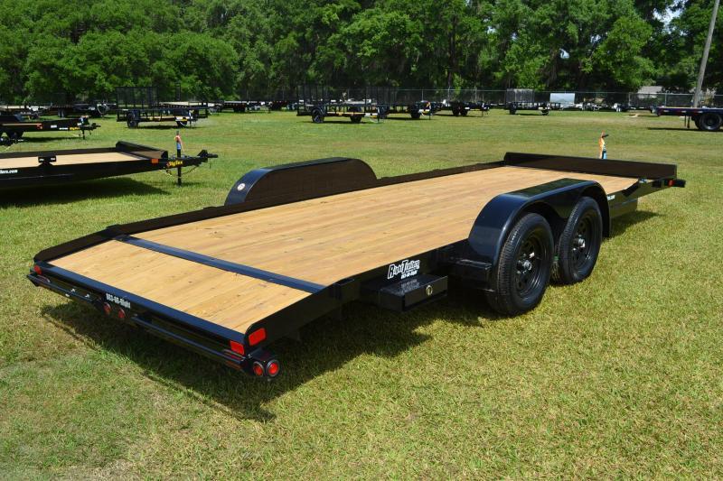 7x20 Big Tex Trailers | Car Hauler Trailer