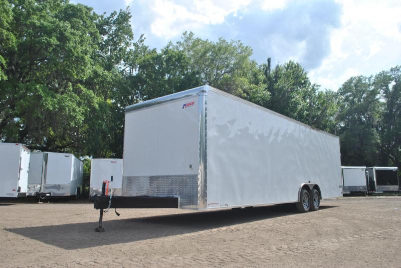8.5x28 Pace American | Car Hauler/Race Car Trailer in Ashburn, VA