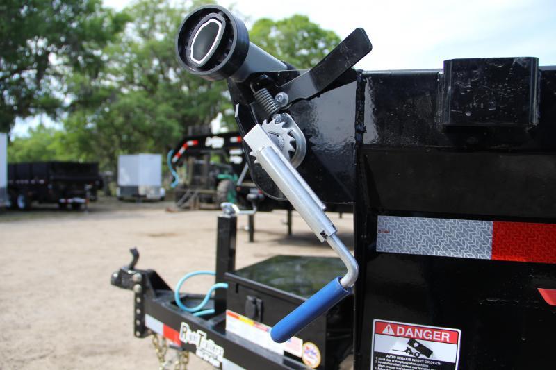 6.5x12 Lamar Trailers   Dump Trailer