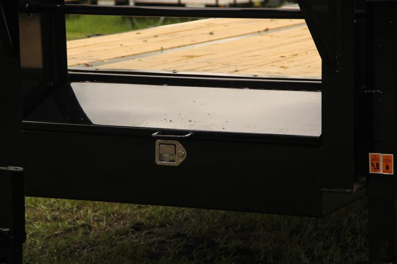 8.5x25 Big Tex Trailers |  Equipment Trailer [22GN/Mega Ramps]