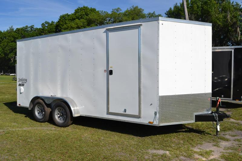 7x16 Pace American | Enclosed Trailer