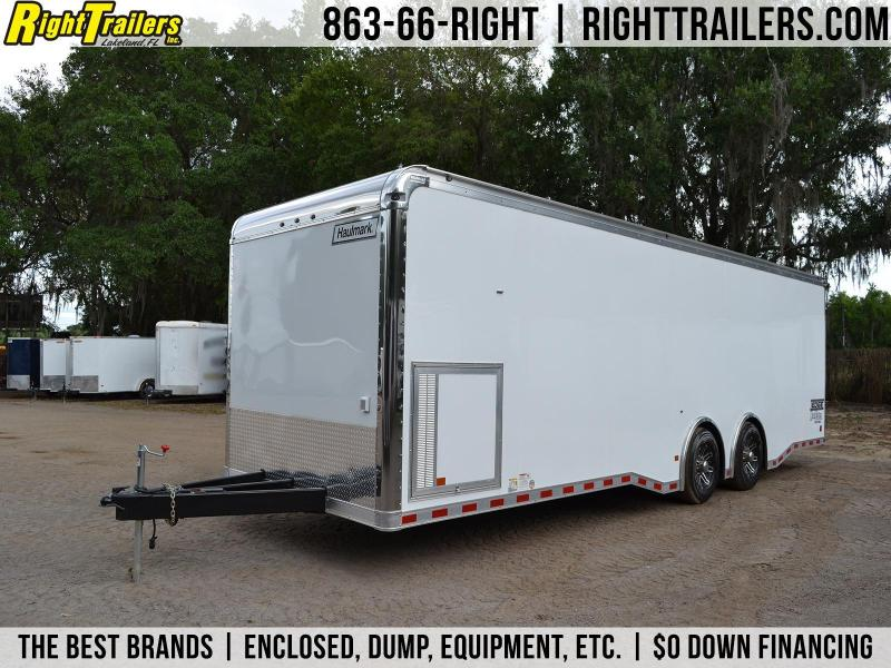 8.5x28 Haulmark EDGE Pro | Race Car Trailer in Ashburn, VA