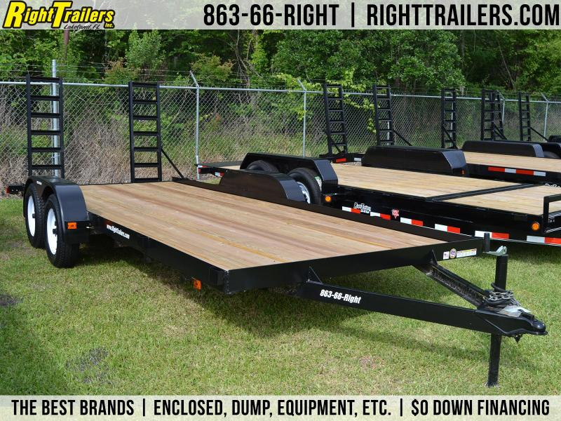 7x18 Triple Crown Trailers | Car Hauler Trailer