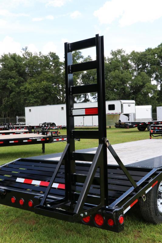 8.5x19 PJ Trailers | Equipment Trailer