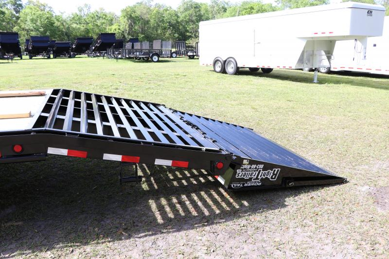 8.5x40 PJ Trailers | Equipment Trailer [Gooseneck]