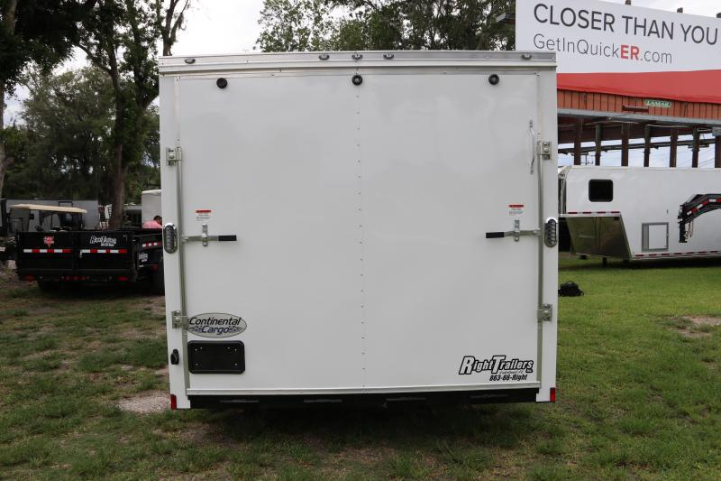 8.5x20 Continental Cargo | Car / Racing Trailer