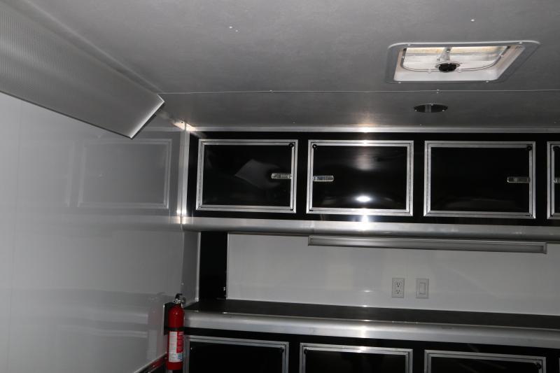 8.5x28 Continental Cargo | Enclosed Trailer