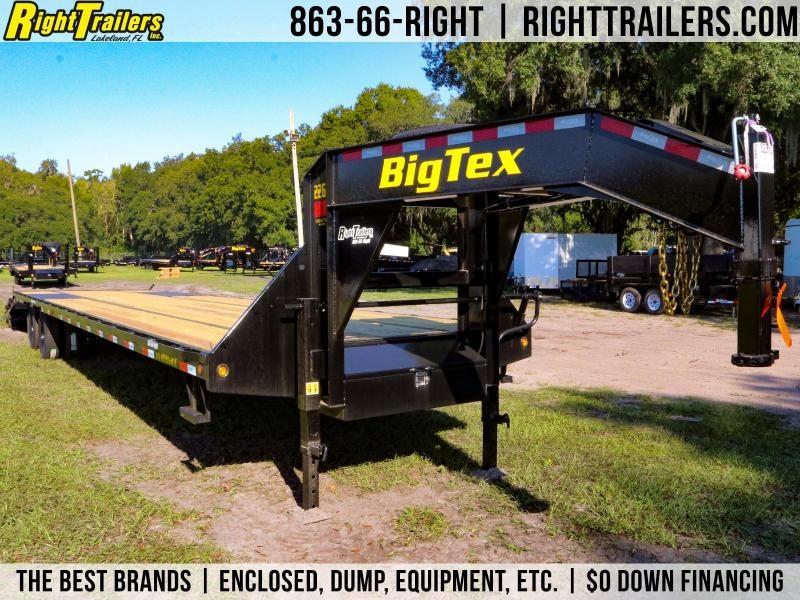 8.5x40 Big Tex Trailers   Equipment Trailer