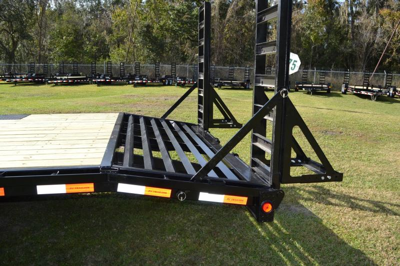8.5x24 PJ Trailers | Equipment Trailer