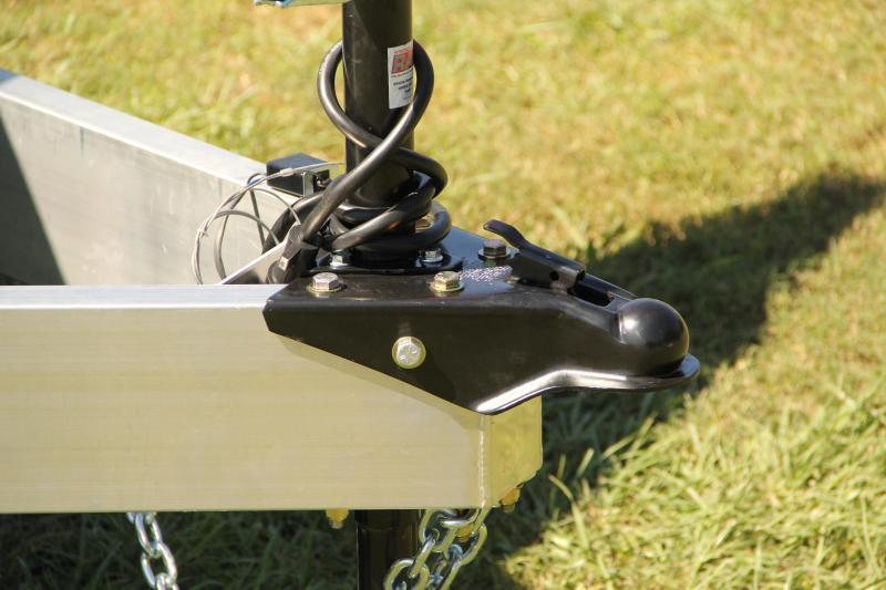 7x18 ATC Trailers | Open Car Hauler