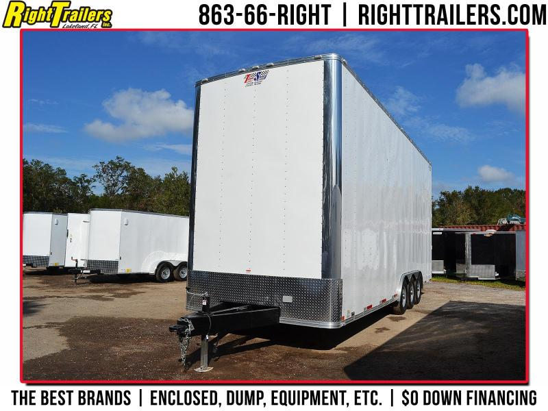 8.5x26 Team Spirit | Stacker Trailer in Ashburn, VA
