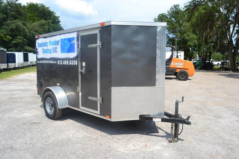 USED: 5x10 Bendron Titan | Enclosed Trailer