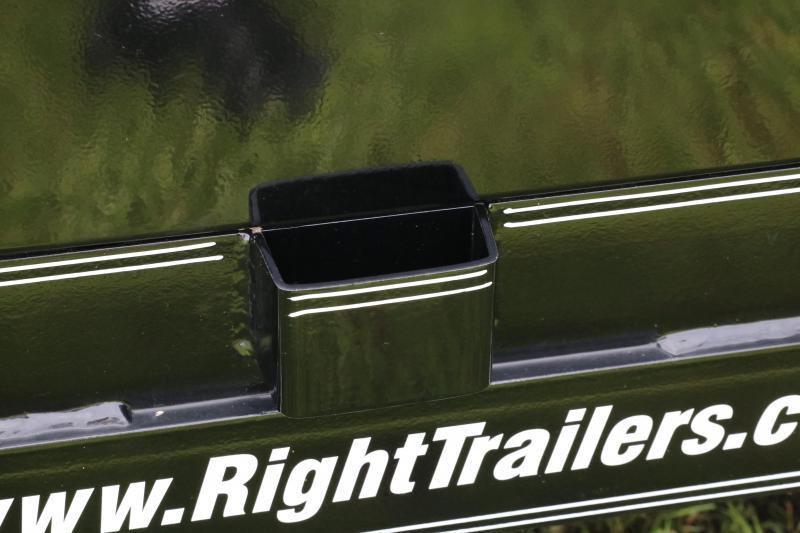 7x20 PJ Trailers | Utility Trailer