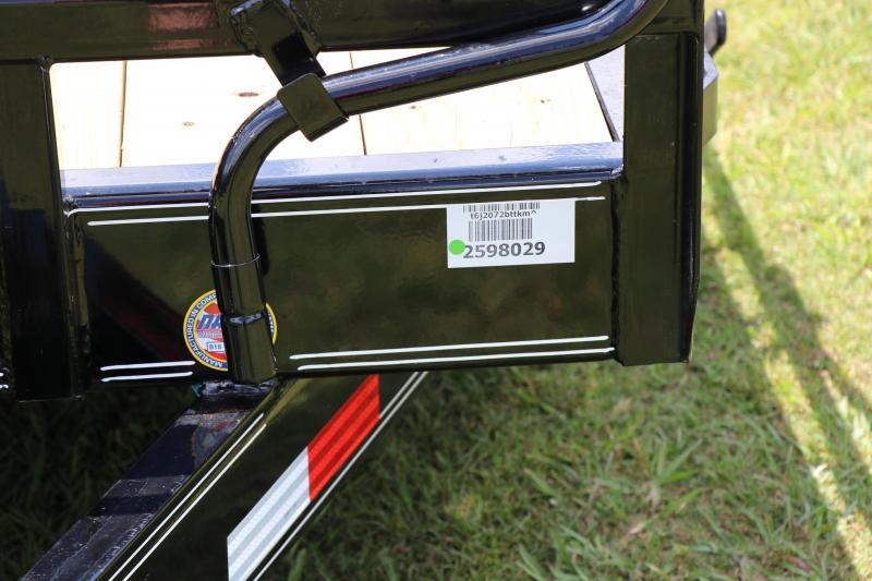 7x20 PJ Trailers | Open Car Hauler Trailer