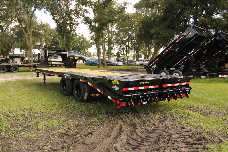 8.5x25 Big Tex | Equipment Trailer