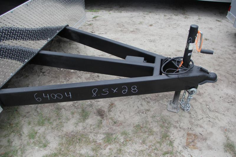8.5x28 Stealth Liberty | Race Car Trailer