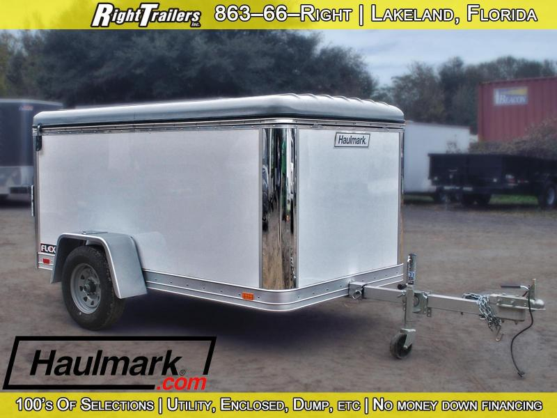5x8 Haulmark Flex | Enclosed Trailer | Right Trailers ...