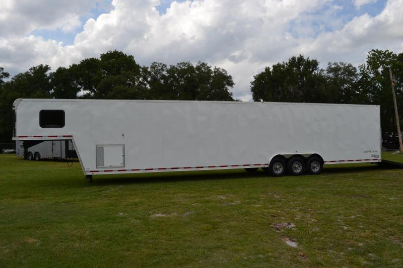 8.5x48 Vintage Trailers | Enclosed Trailer
