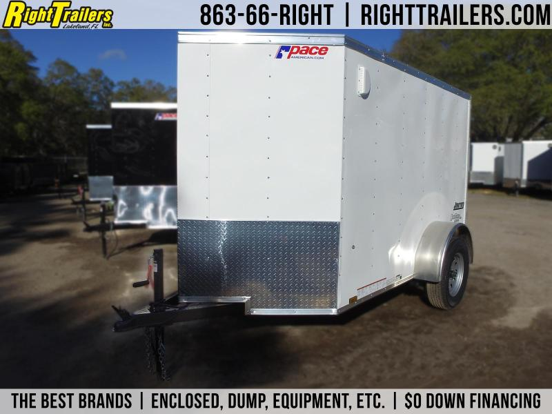 5x8 Pace American | Enclosed Cargo Trailer in Ashburn, VA