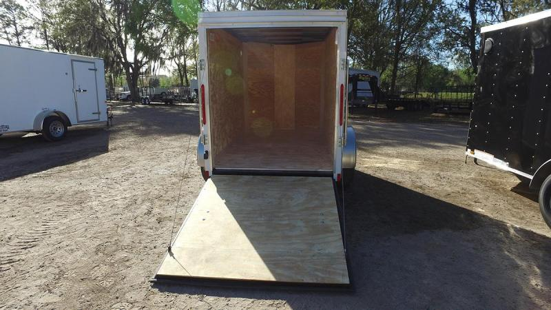 5x8 Pace American | Enclosed Cargo Trailer