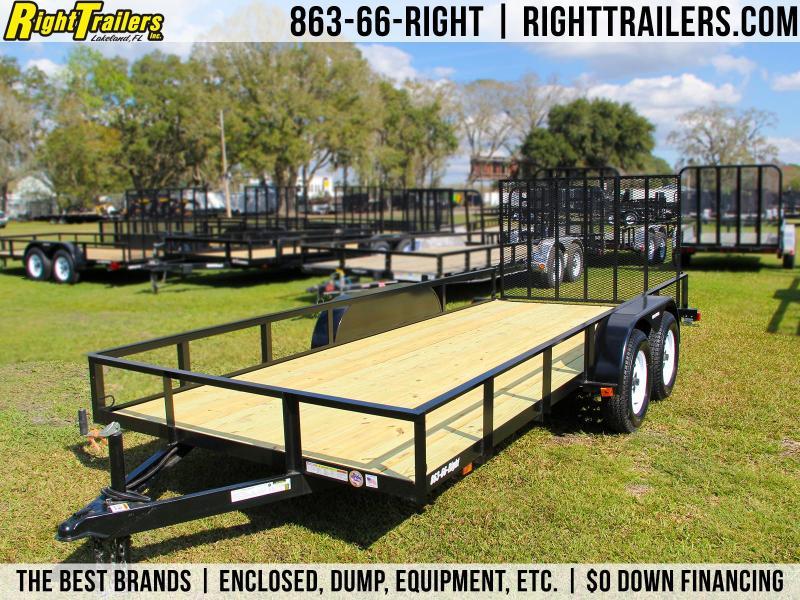 6x16 Triple Crown Trailers | Utility Trailer in Ashburn, VA