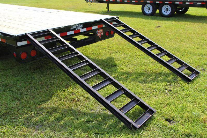 8x20 PJ Trailers | Equipment Trailer