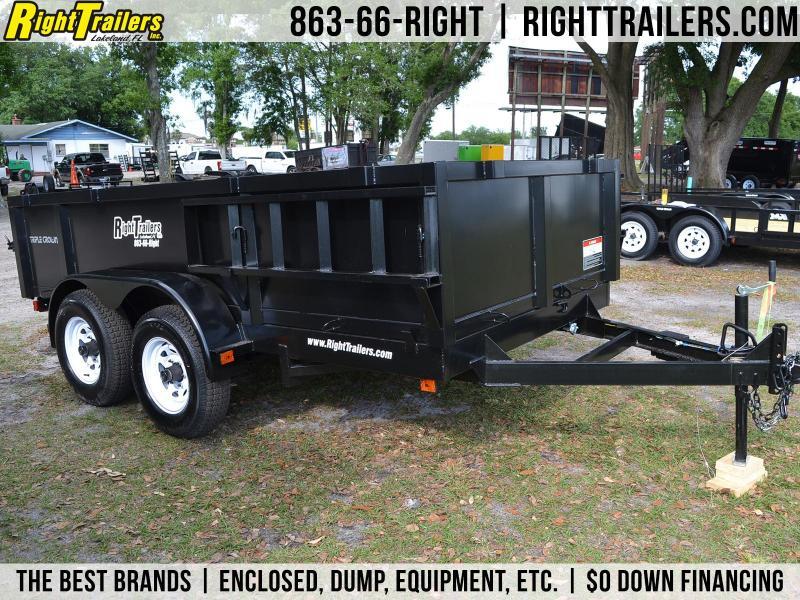 6x12 Triple Crown | Dump Trailer in Ashburn, VA