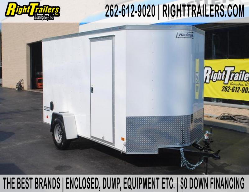 6x12 Haulmark Passport | Enclosed Trailer | Right Trailers | New And