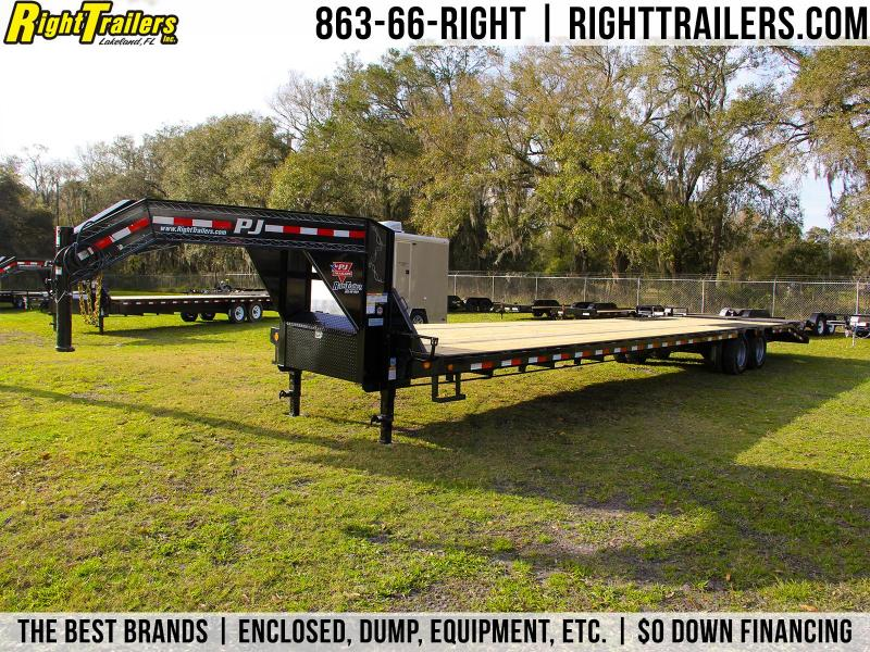 8.5x40 PJ Trailers | Equipment Trailer  in Ashburn, VA
